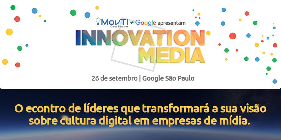 MOVTI e Google promovem evento para empresas de mídia em São Paulo