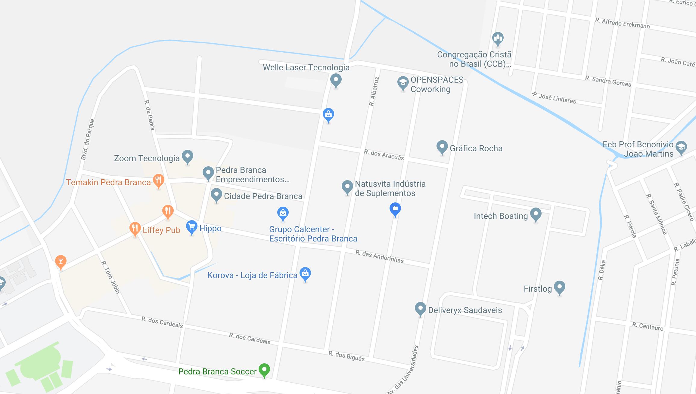 Mapa Movti