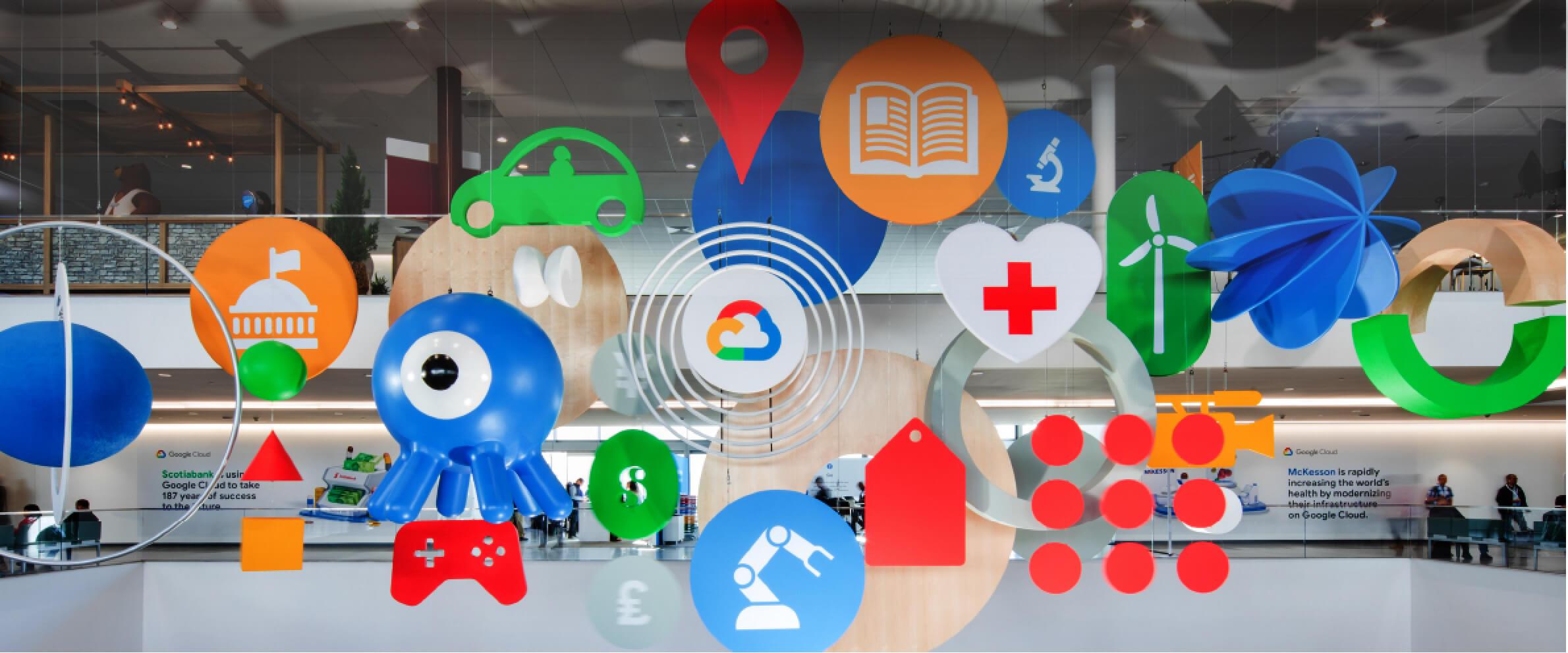 Adiando o Google Cloud Next'20: Conexão Digital